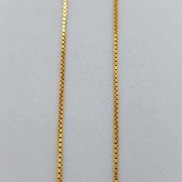 916 Gold chain SJ-CHAN/21