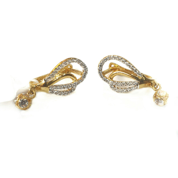 18K Gold Earrings MGA - GB004