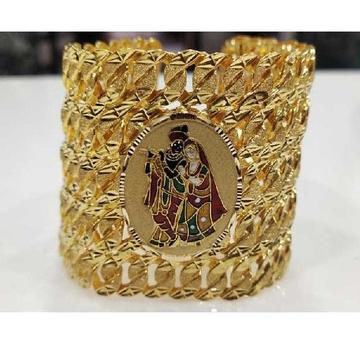 Gent's Bahubali Gold Lucky