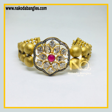 916 Gold Antique Bracelet NB - 564