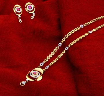 916  Gold Designer Ladies  Chain Necklace CN150