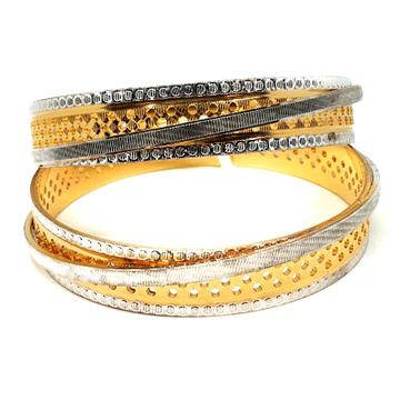 One gram gold forming bangles mga - gf0040