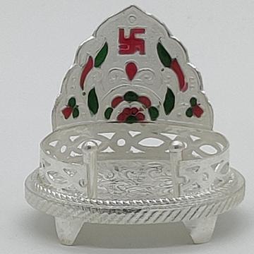 Silver Sinhasan JYS0042