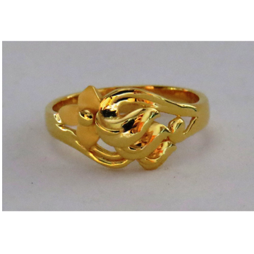 916 plain casting ladies ring by