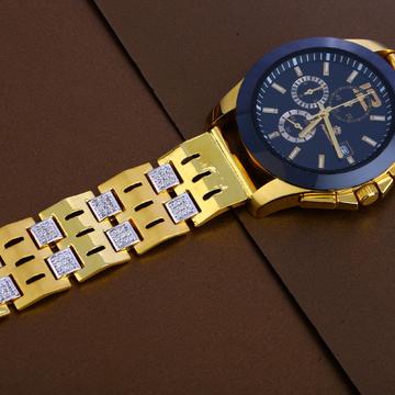 916 Gold Mens Classic Watch MW28