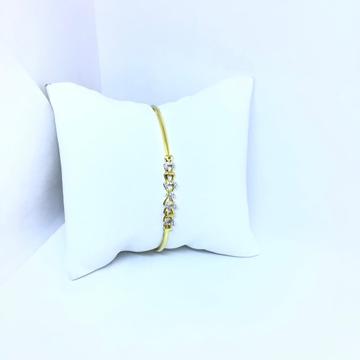 FANCY REAL DIAMOND BRACELET by
