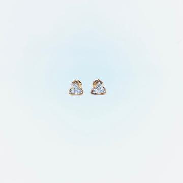 DESIGNING FANCY REAL DIAMOND EARRINGS by