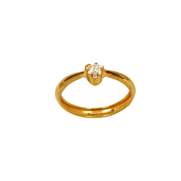 18K Gold Heart Shape Diamond Ring MGA - LRG1082