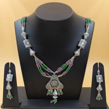 92.5 necklace set sl n005