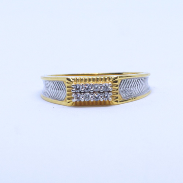22KT / 916 Gold Delicate ring for men GRG0037