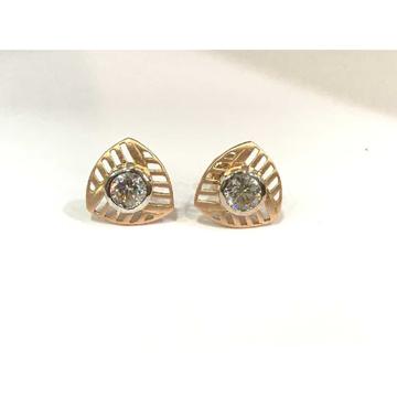 18k Fancy Ladies Earring E-60516