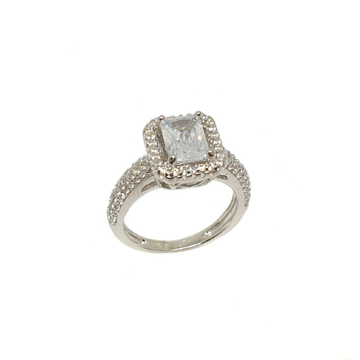 925 Sterling Silver Designer Ring MGA - LRS3474