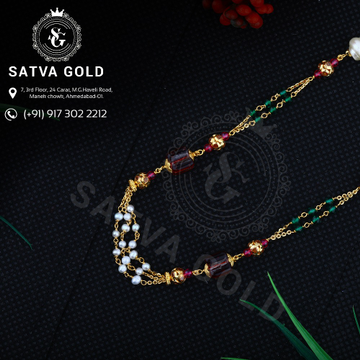 916 Gold Fancy Mala MLG-0028
