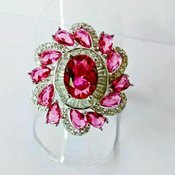 925 Silver Designer Ladies Ring