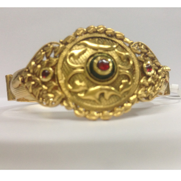 916 gold antique kada