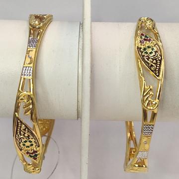 PJ-GCK-36 Designer copper kadli by