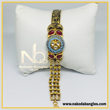 916 Gold Antique Bracelet NB - 471