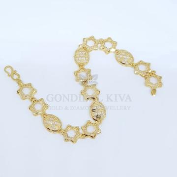 22kt gold bracelet lgbrhm22