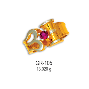 916-CZ-Gold-Fancy-Gents-Ring-GR-105