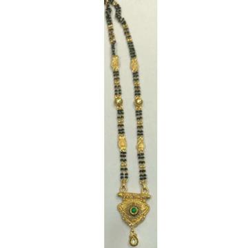 22K / 916 Gold Antique Jadtar Mangalsutra