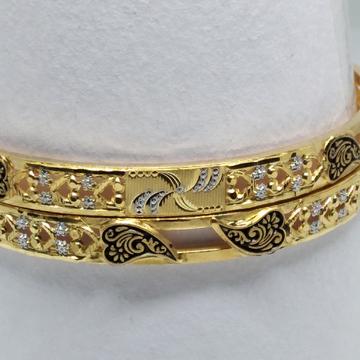 916 patla type copper kadli  latest by V.N. Jewellers