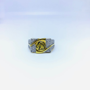 DESIGNING FANCY GOLD RING by