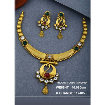 Antique  Jewellry Set.