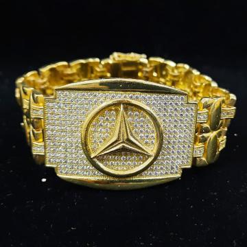 daimand bracelet lucky