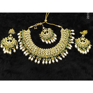 Beautiful Kundan Necklace#1022