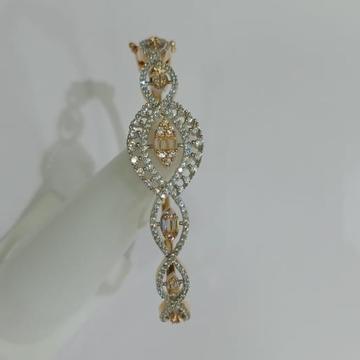 916  Gold Elegant Design Halllmark Bracelet  by