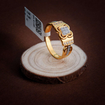 fancy casting Ring by Aaj Gold Palace