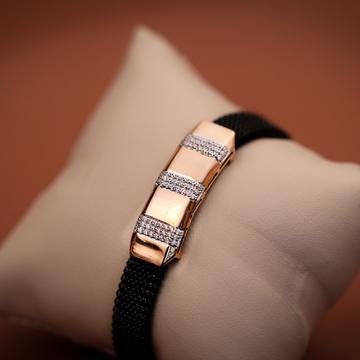 22k rose gold layering bracelrt