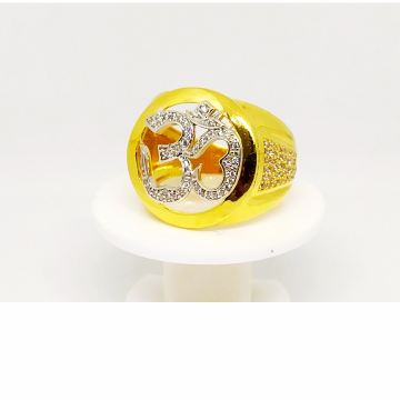 22 K Gold Fancy Ring. NJ-R0732