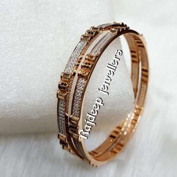 18KT Rosegold Gents Bracelet