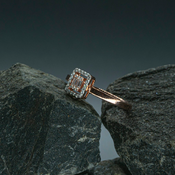 Real daimond ladies Ring by
