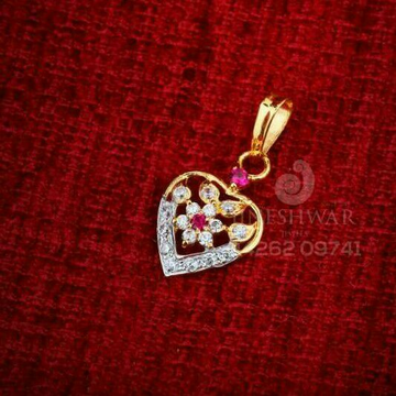 Attractive Heart Pendent