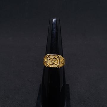Om Gents Ring  Plain GRG-0318