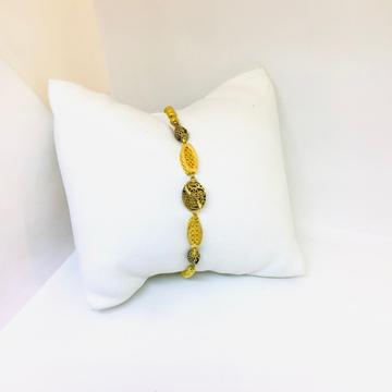 DESIGNING FANCY ANTIQUE GOLD BRACELET by