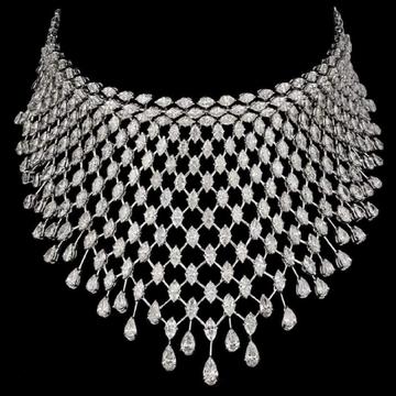 Diamonds NecklaceJSJ0197