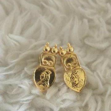 Fancy Gold Butti by