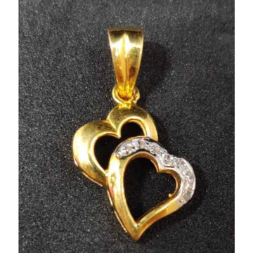916 Gents Fancy Gold Pendant P-44546