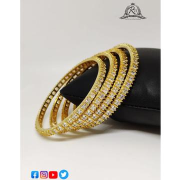 22 carat gold classical ladies bangles RH-LB625