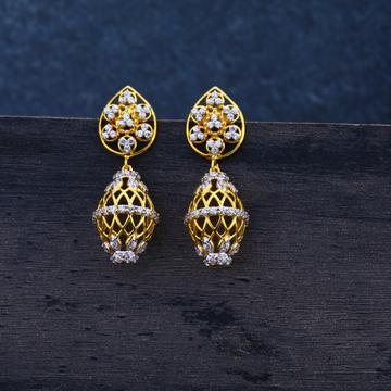 ladies 92 jummar earring-LJE31