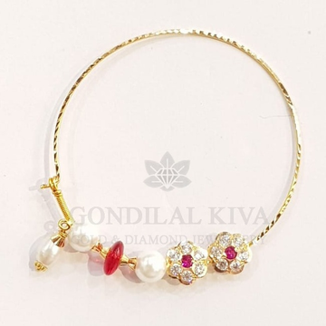 18kt gold nath gnt59 by