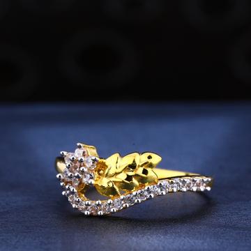916 gold cz  gorgeous ladies ring lr580