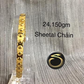 916 Gold Bracelet SC-UT1898