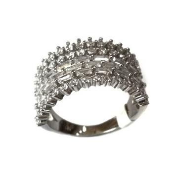 925 Sterling Silver Ring MGA - SR0069