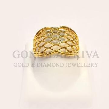 22kt gold ring glr-h55