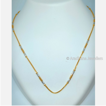 916 Gold Fancy Ladies Chain