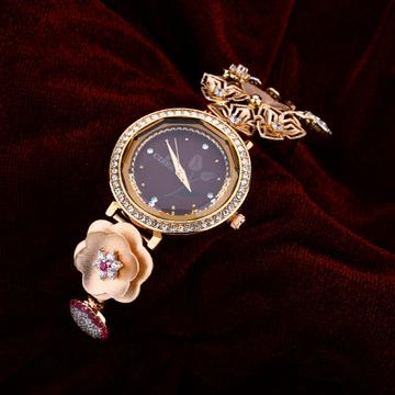 Rose Gold Watch-RLW40
